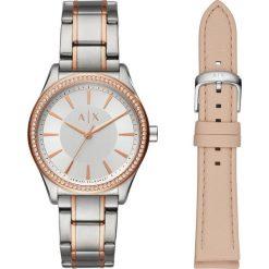 Biżuteria i zegarki damskie: Armani Exchange Zegarek silvercoloured/rose goldcoloured