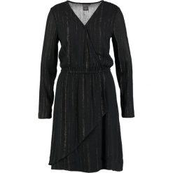 Sukienki hiszpanki: ICHI CAROLI  Sukienka letnia black