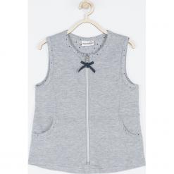 Bluza. Szare bluzy dziewczęce rozpinane marki SPARKLE. Za 59,90 zł.