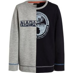 Napapijri Bluza multicolour. Niebieskie bluzy chłopięce marki Napapijri, z bawełny. Za 239,00 zł.