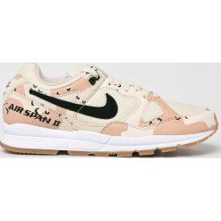 Nike Sportswear - Buty Nike Air Span II Premium. Szare buty skate męskie Nike Sportswear, z materiału. W wyprzedaży za 379,90 zł.