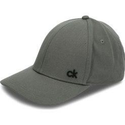 Czapka z daszkiem CALVIN KLEIN - Ck Baseball Cap M K50K504105 008. Zielone czapki z daszkiem męskie marki Calvin Klein. Za 129,00 zł.