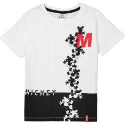 Odzież chłopięca: T-shirt z okrągłym dekoltem, gładki, z krótkim rękawem
