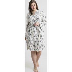 Szlafroki kimona damskie: Evans SHORT ROBE Szlafrok navyblau