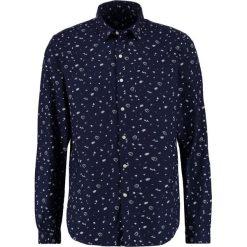 Koszule męskie na spinki: Knowledge Cotton Apparel Koszula peacoat