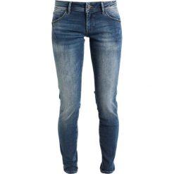 Mavi SERENA Jeans Skinny Fit deep shaded glam. Niebieskie rurki damskie Mavi. Za 309,00 zł.