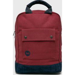 Mi-Pac - Plecak. Brązowe plecaki męskie Mi-Pac, z bawełny. W wyprzedaży za 169,90 zł.