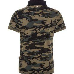 Napapijri EGUF FANTASY Koszulka polo khaki. Niebieskie bluzki dziewczęce bawełniane marki Napapijri. Za 249,00 zł.