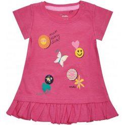 Sukienki dziewczęce z falbanami: Tunika z tiulową falbankądla dziecka 6-36 m-cy