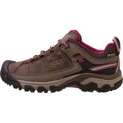 Keen TARGHEE III  Obuwie hikingowe weiß/boysenberry. Brązowe buty sportowe damskie Keen. Za 469,00 zł.