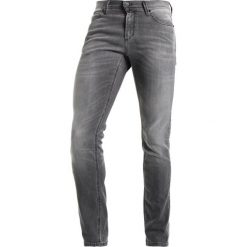 Jeansy męskie regular: Sisley Jeansy Slim Fit grey