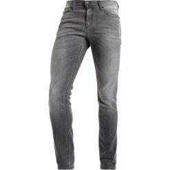 Sisley Jeansy Slim Fit grey. Szare jeansy męskie Sisley. W wyprzedaży za 237,30 zł.