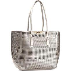 Torebka NOBO - NBAG-E1470-C025 Srebrny. Szare torebki klasyczne damskie Nobo, ze skóry ekologicznej, duże. W wyprzedaży za 139,00 zł.