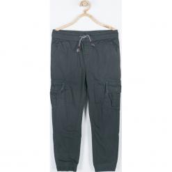 Spodnie. Brązowe spodnie chłopięce ROCK U, z bawełny. Za 89,90 zł.