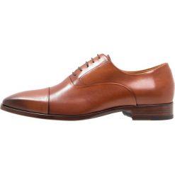 Buty wizytowe męskie: Avelar by PB AMITIEL Eleganckie buty brown