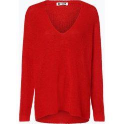 Drykorn - Sweter damski – Selen, czerwony. Czerwone swetry klasyczne damskie DRYKORN, m. Za 699,95 zł.