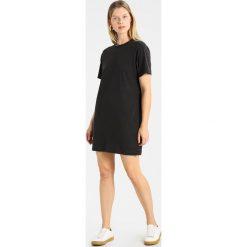Sukienki hiszpanki: Volcom BOYFRIEND ME DRESS Sukienka z dżerseju vintage black