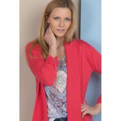 Kardigany damskie: Sweter z wolnymi połami