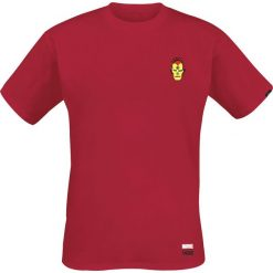 T-shirty męskie: Vans Marvel Characters T-Shirt czerwony