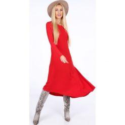 Sukienka asymetryczna czerwona 1879. Szare sukienki asymetryczne marki Mohito, l, z asymetrycznym kołnierzem. Za 99,00 zł.