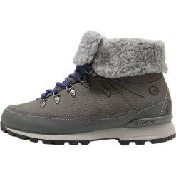 Buty zimowe damskie: HiTec KONO ESPRESSO I WP Śniegowce charcoal/deep colbalt