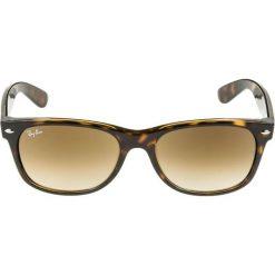 RayBan NEW WAYFARER Okulary przeciwsłoneczne braun. Brązowe okulary przeciwsłoneczne męskie Ray-Ban. Za 539,00 zł.