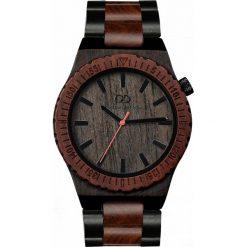 Zegarek Giacomo Design Drewniany męski GD08602. Brązowe zegarki męskie Giacomo Design. Za 415,00 zł.