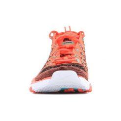 Trampki  Nike  Train Ultrafast Flyknit 843694-863. Szare trampki męskie marki Nike, ze skóry. Za 599,00 zł.