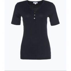 Brookshire - T-shirt damski, niebieski. Czarne t-shirty damskie marki brookshire, m, w paski, z dżerseju. Za 89,95 zł.