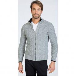 Sir Raymond Tailor Sweter Męski, L, Szary. Szare swetry rozpinane męskie Sir Raymond Tailor, l. Za 229,00 zł.