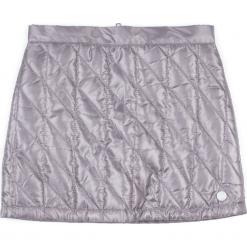Spódnica. Szare spódniczki dziewczęce z falbankami CHIC UNIQUE, z gumy. Za 49,90 zł.