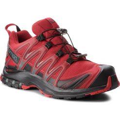 Buty SALOMON - Xa Pro 3D Gtx GORE-TEX 404722 27 V0 Red Dahlia/Black/Barbados Cherry. Czarne buty do biegania męskie marki Camper, z gore-texu, gore-tex. W wyprzedaży za 489,00 zł.