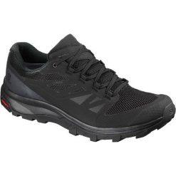 Buty trekkingowe męskie: Salomon Buty męskie OUTline GTX Black/Phantom/Magnet r. 41 1/3 (404770)