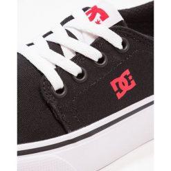 Tenisówki męskie: DC Shoes TRASE TX Tenisówki i Trampki black/red/white
