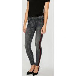 Medicine - Jeansy Secret Garden. Czarne jeansy damskie rurki marki MEDICINE, z bawełny. W wyprzedaży za 111,90 zł.