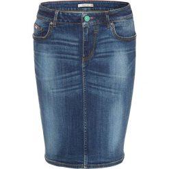 Spódniczki: Dżinsowa spódnica w kolorze niebieskim
