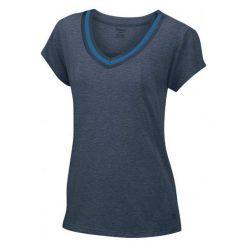Odzież damska: Wilson Koszulka Sportowa W Specialist Cap Slv Top Mid Navy Xs