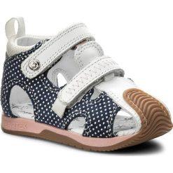 Sandały dziewczęce: Sandały BARTEK – 81772-1/Z14 Niebiesko Biały