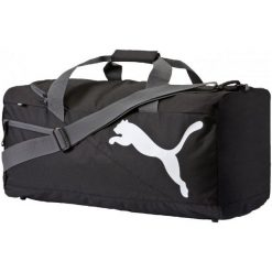 Torby podróżne: Puma Torba Fundamentals Sports Bag L Black