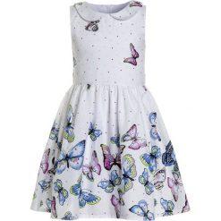 Sukienki dziewczęce: happy girls BORDERPRINT MIT SCHMETTERLINGEN Sukienka letnia royalblau