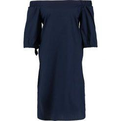 Sukienki hiszpanki: Amorph Berlin CARMEN DRESS Sukienka letnia navy