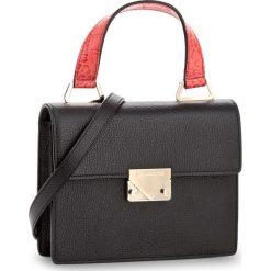 Torebka EMPORIO ARMANI - Y3B074 YDC2A 82134 Black/Coral. Czarne torebki klasyczne damskie Emporio Armani, ze skóry. W wyprzedaży za 909,00 zł.