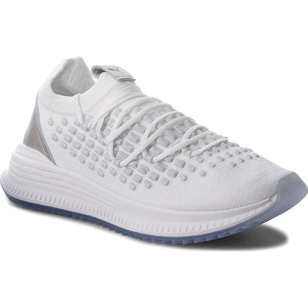 Sneakersy PUMA Avid Fusefit 367242 02 Puma WhiteSilverPuma White