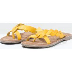 Chodaki damskie: Lazamani Japonki yellow