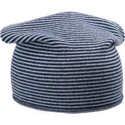 Czapki damskie: FTC Cashmere STRIPES BEANNIE Czapka alaskan blue