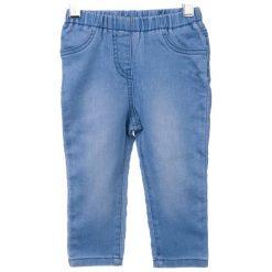 Primigi Jeansy Dziewczęce 92 Niebieski. Niebieskie jeansy dziewczęce Primigi, z jeansu. W wyprzedaży za 65,00 zł.