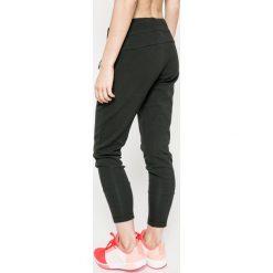 Adidas Performance - Spodnie. Szare bryczesy damskie adidas Performance, l, z bawełny. W wyprzedaży za 279,90 zł.