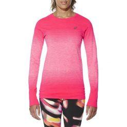 Bluzki damskie: Asics Koszulka FuzeX Seamless LS różowa r. S (141215 0688)
