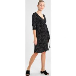 Sukienki hiszpanki: Anna Field MAMA Sukienka z dżerseju black/offwhite