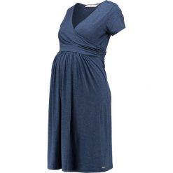Sukienki hiszpanki: bellybutton Sukienka z dżerseju melange/ blue